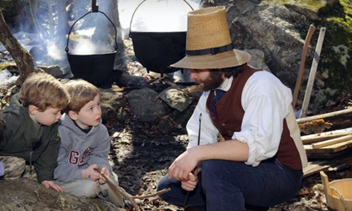 Old Sturbridge Village - Sturbridge: $10 for One Adult Ticket and Two Ride Tickets (Up to $26 Value) or $19 for Two Adult Tickets and Four Ride Tickets (Up to $52 Value) to Old Sturbridge Village