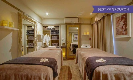 Choice of Facial or a 25-Minute Back, Neck and Shoulder Massage with Facial at Roslin Beach Hotel (Up to 52% Off*)