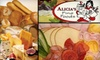 Alicia's Fine Foods - Hamilton Road: $7 for $15 Worth of European and Organic Groceries at Alicia's Fine Foods