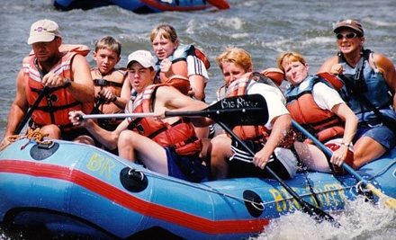 Big River Raft Trips - Big River Raft Trips in