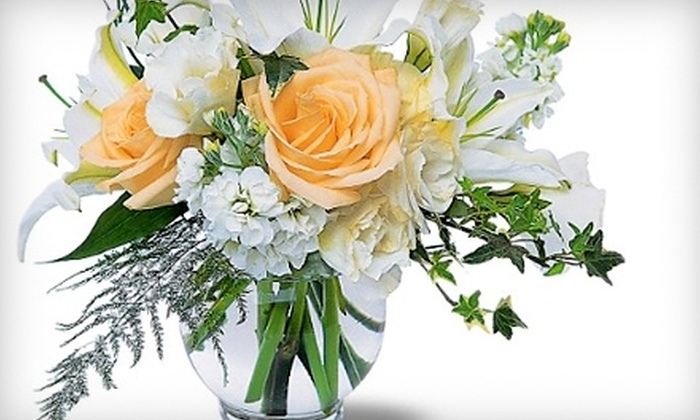 Hyde Park Floral and Garden Center - Hyde Park: $20 for $40 Worth of Flower Arrangements from Hyde Park Floral and Garden Center