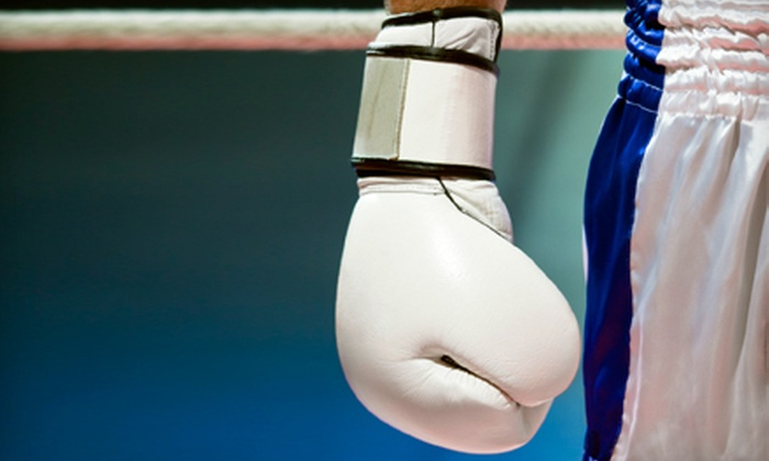 "World Class Boxing - ""The Homecoming"" - Casino Miami Jai-Alai: ""The Homecoming"" Boxing Event Presented by World Class Boxing for Two at Casino Miami Jai-Alai (Up to 59% Off)"