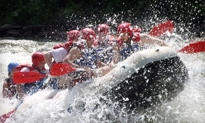 Ocoee Adventure Center - Copperhill: $27 for a White-Water-Rafting Trip with Ocoee Adventure Center in Copperhill, Tennessee (Up to $54 Value)