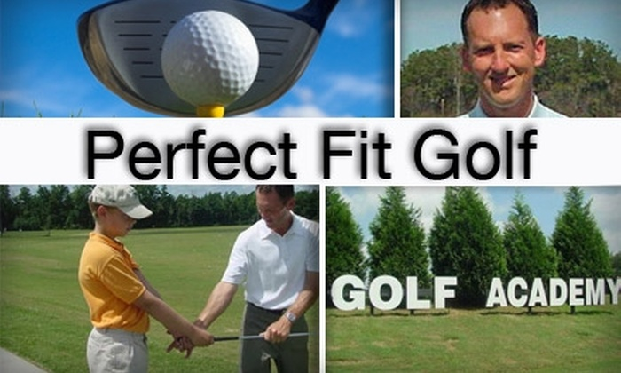 Perfect Fit Golf - St. Marys: $50 for a One-Hour Initial Lesson at Perfect Fit Golf ($120 Value)