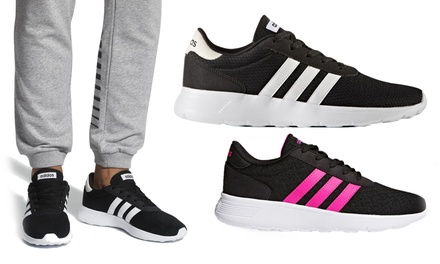 Adidas Lite Racer Sportschuhe in Schwarz für Damen oder Herren (49,99 €)