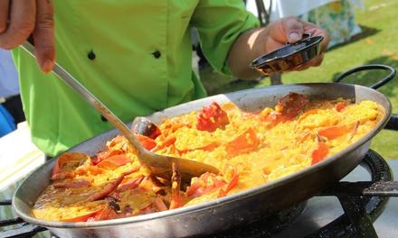 Menú de arroz con bogavante con entrante, postre y bebida para 2 personas desde 29,95 € en Latores