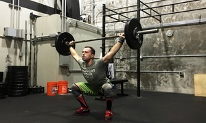 RCF CrossFit: 10 or 20 CrossFit Classes at RCF CrossFit (Up to 91% Off)
