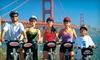 Blazing Saddles - San Francisco: $36 for Full-Day Mountain-Bike or Hybrid-Bike Rental for Two at Blazing Saddles ($72 Value)