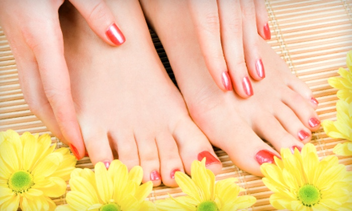 Conyers Covenant Spa - Brandon: $30 for a Mint Mani-Pedi at Conyers Covenant Spa in Brandon ($95 Value)