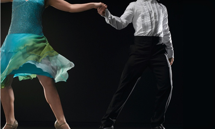 Bay Area International Latin Events - St. Petersburg: Three Couples Salsa Lessons or Couples Six-Week Salsa Course at Bay Area International Latin Events (Up to 60% Off)