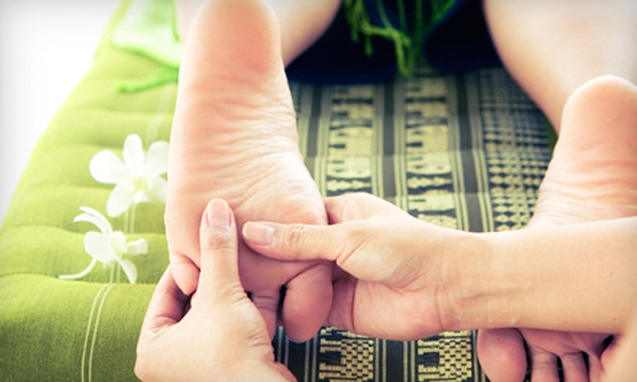 Chi Spa  - Eugene: $29 for Chinese Reflexology Foot Massage and Ionic Footbath at Chi Spa ($60 Value)