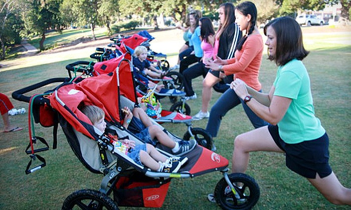Stroller Strides - Multiple Locations: $19 for Five Classes from Stroller Strides ($55 Value)