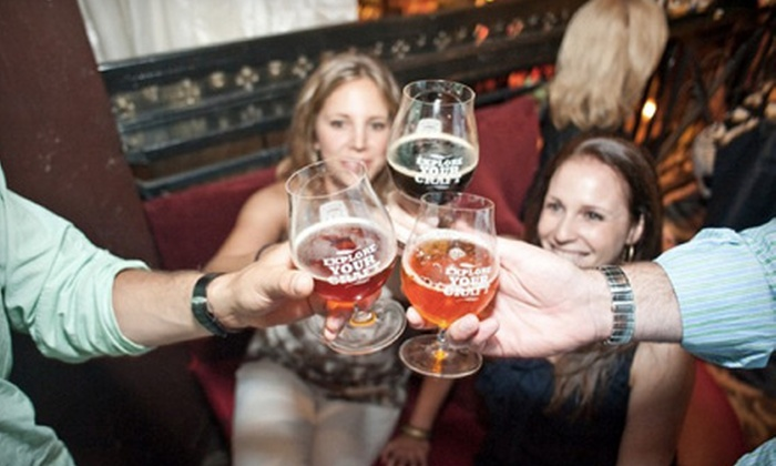 "Explore Your Craft: Orlando - Central Business District: $38 for One Ticket to the Explore Your Craft: Orlando Beer-and-Food Pairing from Widmer Brothers Brewing on October 8 at 6 p.m. Plus a One-Year Subscription to ""Draft Magazine"" ($94.99 Value)"