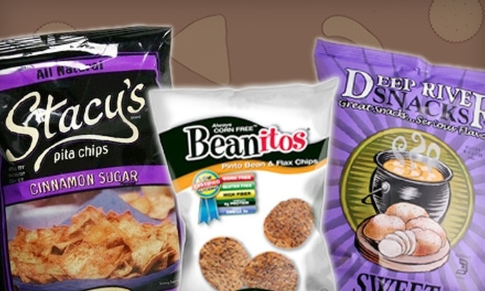 Snackwarehouse.com: $5 for $15 Worth of Organic, Natural, and Other Nutritious Snacks from Snackwarehouse.com