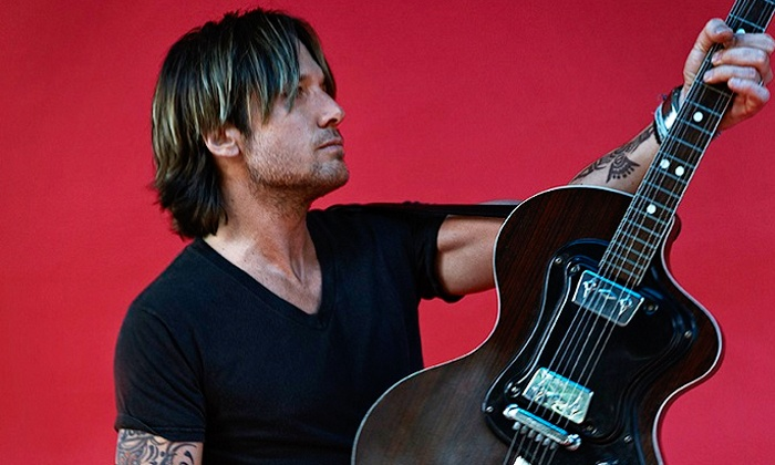 Keith Urban with Jerrod Niemann and Brett Eldredge - XFINITY Theatre: Four Tickets to See Keith Urban with Jerrod Neimann and Brett Eldredge on Saturday, August 16 (Up to 43% Off)