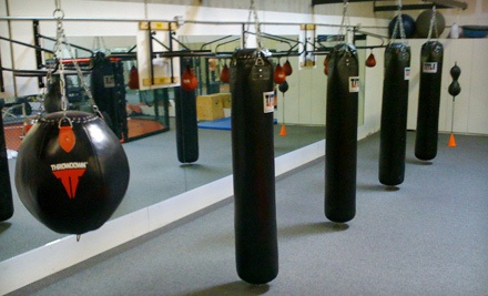 1-Month Youth Membership (a $120 value) - Huckaba's MMA Training and Fitness Center in Sacramento