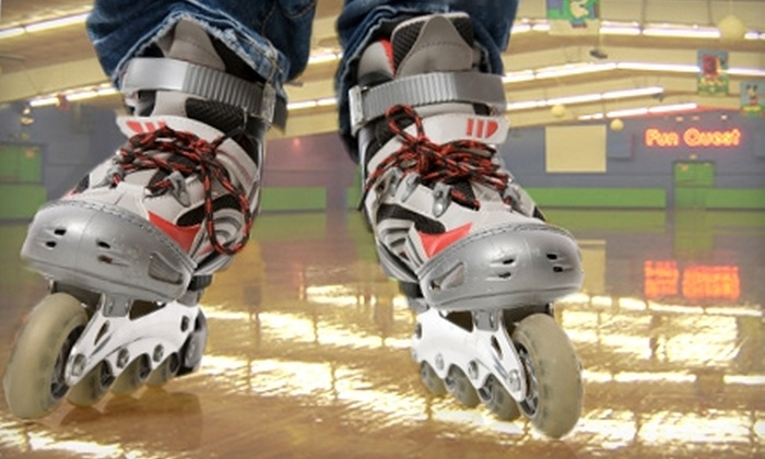 FunQuest - Lynchburg: $6 for a Choice of Three Attractions at FunQuest in Lynchburg ($10.50 Value)