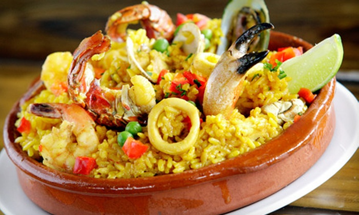 Don Camaron Seafood Grill Restaurant - Hialeah Gardens: $10 for $20 Worth of Latin-Style Seafood at Don Camaron Seafood Grill Restaurant in Hialeah