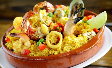$20 Groupon to Don Camaron Seafood Grill Restaurant - Don Camaron Seafood Grill Restaurant in Hialeah