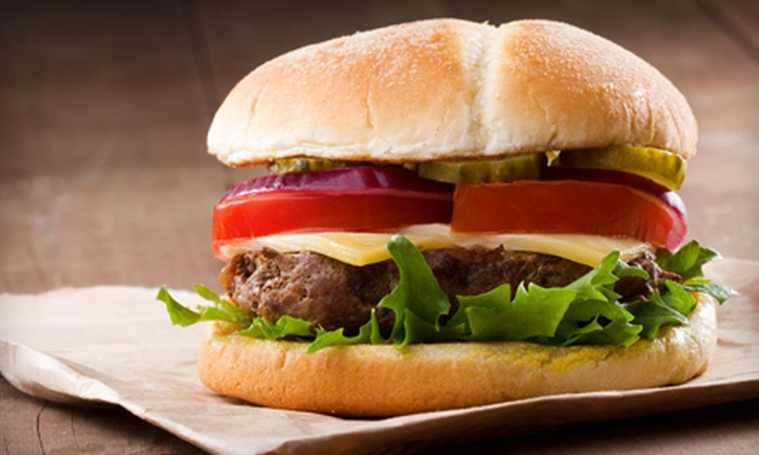 Paul'z Burgerz & Dogz - Westport Crossing Condominiums: $6 Worth of Burgers and Hot Dogs