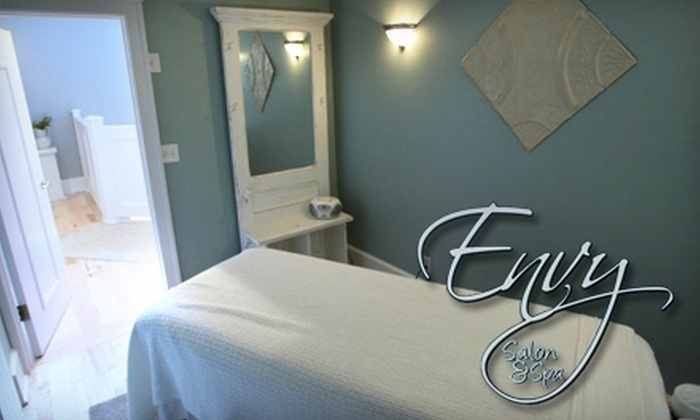 Envy Salon & Spa - Millcreek: $30 for 60-minute Relaxation Massage at Envy Salon & Spa ($60 Value)
