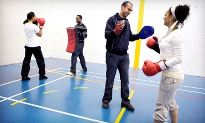 Fitness Kickboxing Waterloo - Waterloo: $39 for One-Month Membership to Fitness Kickboxing Waterloo ($89.27 Value)