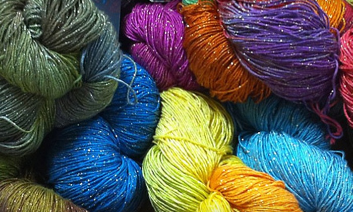 Knitique - Elk Grove: Knitting and Crocheting Supplies or Classes at Knitique in Elk Grove