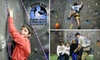 Stone Age Rock Gym - Waddell: $25 for One All-Day Climbing Pass, Gear, and Introductory Lesson at Stone Age Rock Gym in Manchester ($60.75 Value)