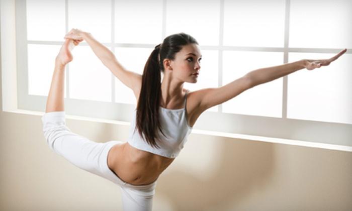 Bikram Yoga Everett - Paine Field-Lake Stickney: $20 for 10 Hot Yoga Classes at Bikram Yoga Everett ($120 Value)