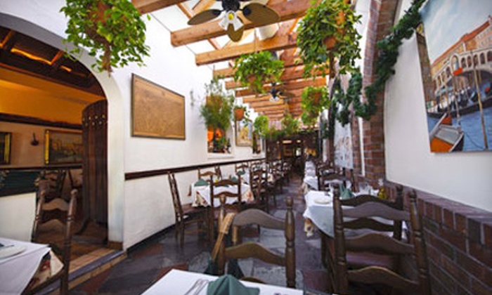 La Panetteria - Washington DC: $31 for Italian Meal for Two at La Panetteria in Bethesda (Up to $63.80 Value)