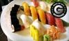 kiku - Kilbourn Town: $20 for $40 Worth of Sushi and Japanese Fare at Kiku Japanese Cuisine