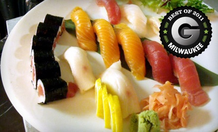 $40 Groupon to Kiku Japanese Cuisine - Kiku Japanese Cuisine in Milwaukee