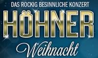 """1 Ticket für das Konzert """"Höhner Weihnacht 2017"""" im Dezember in Frankfurt oder Aschaffenburg (bis zu 42% sparen)"""