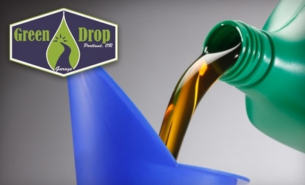 Green Drop Garage - Green Drop Garage in Portland