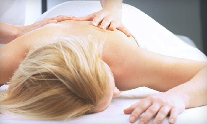 Chiropractic Plus - Westover: $40 for Four Full-Body HydroMassages at Chiropractic Plus in Fayetteville ($80 Value)