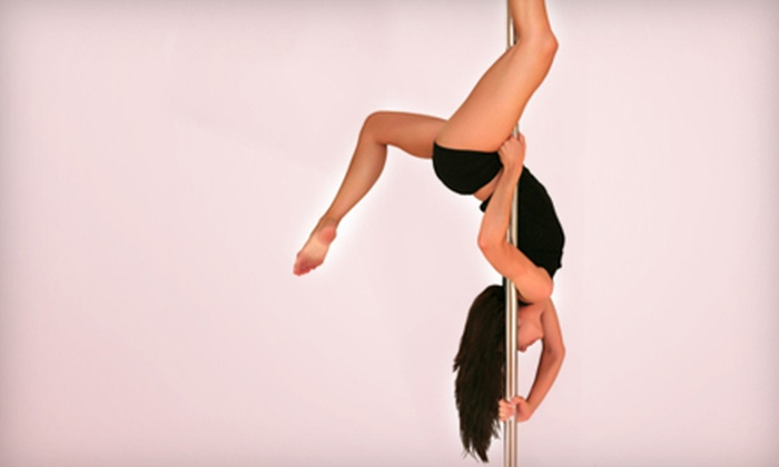 La Femme Fitness & Dance - Guttenberg: 5 or 10 Pole-Dancing Classes or Private Pole Lesson at La Femme Fitness & Dance in Guttenberg (Up to 52% Off)
