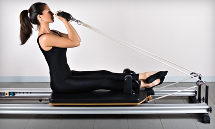 Tri State Athletic Club - Evansville: $30 for Two Private and Three Group Pilates Reformer Classes at Tri-State Athletic Club ($160 Value)