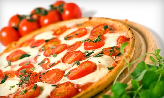 Nick's Pizza & Beef - Bellwood: Italian Fare or Catering at Nick's Pizza & Beef in Bellwood (Up to 53% Off)
