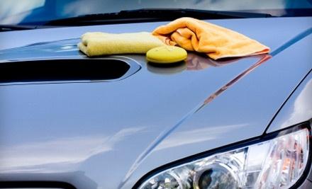 Kersh Car Wash Company: Full-Service Works Wash - Kersh Car Wash Company in Odessa