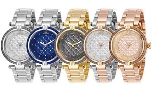 Invicta Bolt Women's Stainless Steel Watch