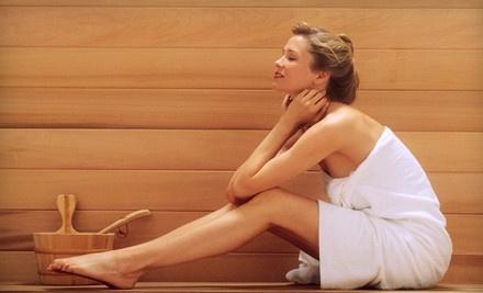 Three 30-Minute Infrared Sauna Sessions (a $75 value) - Integrative Medicine Center of Santa Barbara in Santa Barbara