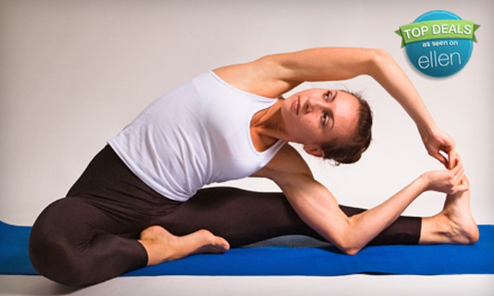 Salon Asa - Picadome: 6, 12, or 18 Yoga or Fitness Classes at Salon Asa (Up to 55% Off)