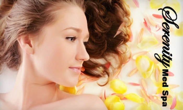 Serenity Med Spa - Woodstock: $45 for a Valentine's Day Spa Package at Serenity Med Spa in Woodstock