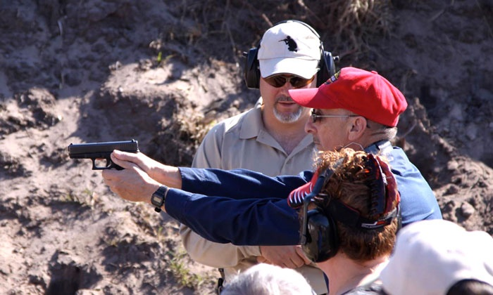 Florida Firearms Training - Multiple Locations: Introductory Handgun, Rifle, or Shotgun Class at Florida Firearms Training (Half Off)