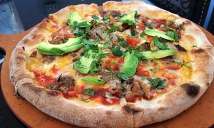 IsaBella Artisan Pizzeria & Craft Beer Garden: Pizza and Drinks for Dine-In or Take-Out at IsaBella Artisan Pizzeria & Craft Beer Garden (Up to 35% Off)