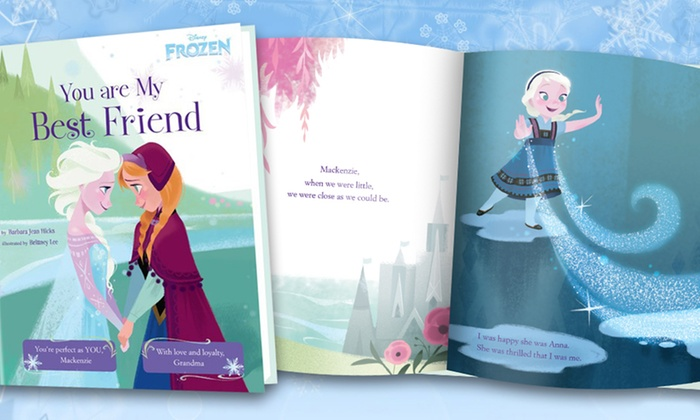 Put Me In The Story: Personalized Disney Kids' Books from Put Me in the Story