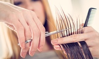 Wash, Cut and Blow-Dry with Optional Highlights or Colour at The Cher Salon London (Up to 76% Off)
