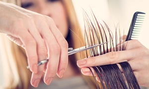 Cher Salon London: Wash, Cut and Blow-Dry with Optional Highlights or Colour at The Cher Salon London (Up to 76% Off)