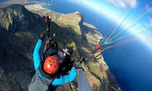 Sicilia Sport e Avventura: Volo su parapendio in tandem con Sicilia Sport e Avventura