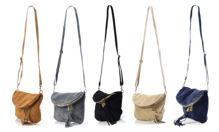 Carla Belotti Handtasche Juliette in der Farbe nach Wahl (74% sparen*)
